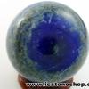 ▽ลาพิส ลาซูลี (Lapis lazuli) ทรงบอล หินทรงกลม 3.9 cm