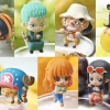 Ochatomo Series - ONE PIECE Kaizoku-tachi no Tea Time 8Pack BOX(Pre-order)