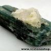 บูลไคยาไนท์กับควอตซ์ (Blue Kyanite wih Quartz) ผลึกธรรมชาติ (70g)