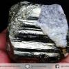 เพชรหน้าทั่ง หรือไพไรต์ pyrite ทรงลูกบาศก์ (327g)