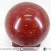 เรดแจสเปอร์ Red Jasper ทรงบอล หินทรงกลม 4.8 cm.