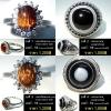 [โปรโมชั่น] แหวนชุบเงิน ไหมนาค อาเกต
