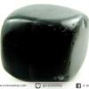 หินออบซิเดียน (Sheen Obsidian) หินขัดมันขนาดพกพา (47g)