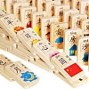 โดมิโน่คำศัพท์ภาษาจีน(ขอบมน)