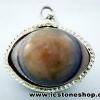 จี้ตาพระศิวะ Agate Eye - Shiva's Eye (8g)