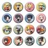 Can Badge Collection - NARUTO Shippuden: Arata na Jidai dattebayo! Hen 16Pack BOX(Pre-order)