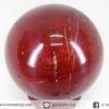 เรดแจสเปอร์ Red Jasper ทรงบอล หินทรงกลม 5.3 cm.