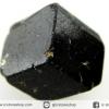 โกเมนเมลาไนต์ Melanite Garnet ประเทศมาลี (1.1g)