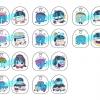 Toy'sworks Collection Niiten-gomu! Clip - Osomatsu-san 10Pack BOX(Pre-order)