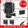 SJCAM M20 + Battery + Dual Charger +Remote Selfie( 7 สี )