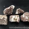 ชาบาไซท์ (chabazite) New Mexico 5 ชิ้น (50g)
