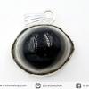 จี้ตาพระศิวะ Agate Eye - Shiva's Eye (4.5g)