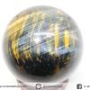 หินตาเหยี่ยว (hawkeye) ทรงบอล 4cm