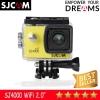 SJCAM SJ4000 WIFI 2.0 นิ้ว (Yellow) ประกัน 1 ปี