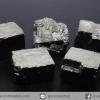 เพชรหน้าทั่ง หรือไพไรต์ pyrite ทรงลูกบาศก์ 5 ชิ้น (50g)