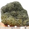 ไพไรต์บนฟลูออไรต์ (Pyrite on Fluorite) 817g