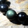 ํ▽สร้อยข้อมือเรนโบว์ ออบซิเดียน (Rainbow Obsidian) 8mm.