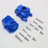 ALUMINIUM FRONT GEAR BOX - 2PCS SET