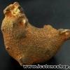 หินเหล็ก จากประเทศลาว(91g)