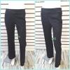 BNB1504-กางเกงผ้า สีดำ ANGEY เอว 28-29 นิ้ว