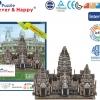 3D Puzzle Angkor Wat