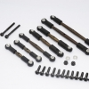 SPRING STEEL COMPLETED TIE ROD -7PCS SET