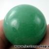 ▽กรีนอะเวนจูรีน (Green Aventurine) ทรงบอล หินทรงกลม 2.3 cm