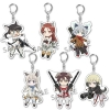 Pic-Lil! Strike Witches Operation Victory Arrow - Trading Acrylic Keychain vol.2 6Pack BOX(Pre-order)