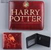 กระเป๋าสตางค์แบบพับ Harry Potter สีแดง