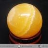 ▽แคลไซต์(calcite) ทรงกลม หินทรงบอล 2.8 cm.