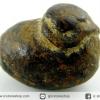 หินมงคลทรงแปลกจากถ้ำหินเหล็กประเทศลาว (35g)