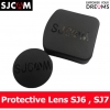 ฝาครอบเลนส์ Original Accessories Lens Cap Plastic Protective Cover Case for SJCAM SJ6 Legend