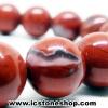 ▽สร้อยหิน เรดแจสเปอร์ Red Jasper 10.5mm.