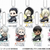 Mini Acrylic Keychain - Yuri on Ice 10Pack BOX(Pre-order)