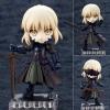 Cu-poche - Fate/Grand Order - Saber/Altria Pendragon [Alter] Posable Figure(Pre-order)