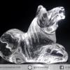 หินควอตซ์แกะเป็นรูปม้า ปีนักษัตร ปีมะเมีย (22g)