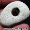 ▽โฮเลย์สโตน Holey Stone 1 รูทะลุผ่าน (12g)