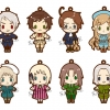 es Series nino Rubber Strap Collection - Hetalia Part.3 Renewal ver. 8Pack BOX(Pre-order)