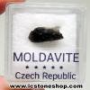 สะเก็ดดาวโมลดาไวท์ (Moldavite) 1.5ct.