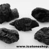 นิล Black pyroxene 5 ชิ้น (145g)