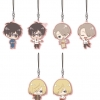 Yuri on Ice - Rubber Strap Collection 6Pack BOX(Pre-order)