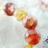▽สร้อยหิน คาค็อกซิไนท์ (Cacoxenite in Quartz)