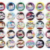 es Series nino Trading Badge Collection - Osomatsu-san 30Pack BOX(Pre-order)