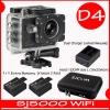 Sj5000X+ Battery + Dual Charger + Bag(L)( 7 สี )
