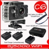 Sj5000 WiFi+ Battery + Dual Charger + TMC Selfie + Bag(L) ( 7 สี )