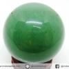 ▽กรีนอะเวนจูรีน (Green Aventurine) ทรงบอล หินทรงกลม 3.9 cm