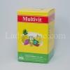 Multivit มัลติวิต วิตามินบำรุงร่างกาย 50เม็ด