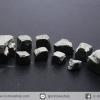เพชรหน้าทั่ง หรือไพไรต์ pyrite ทรงลูกบาศก์ 10 ชิ้น (50g)