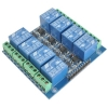 Relay Module 5V 8 Channel isolation control 250V/10A