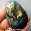 ▽ลาบราดอไลท์ Labradorite ขัดมัน (116G)